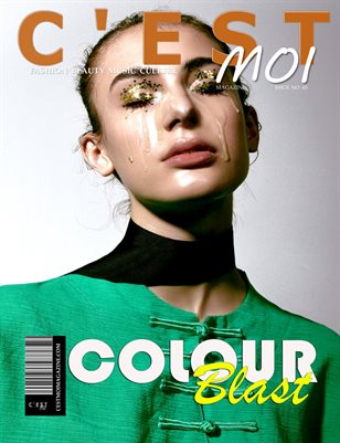 C'est Moi Magazine Issue Forty Five
