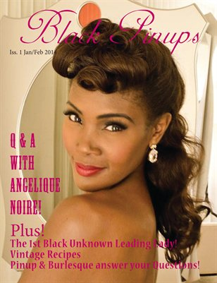 Image result for black pinups magazine