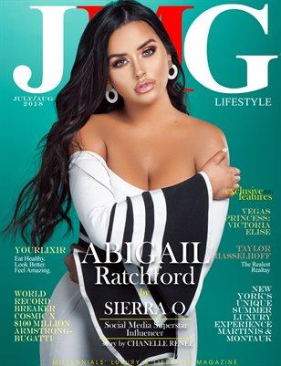 JMG LIFESTYLE JULY/AUG 2018