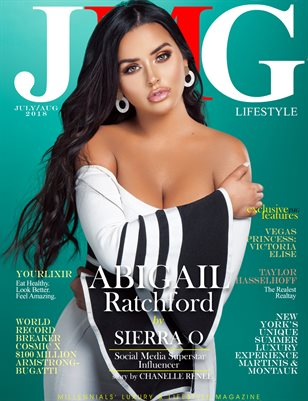 JMG LIFESTYLE JULY/AUG 2018