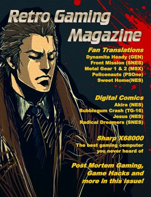 Buy RGM - Retro Gaming Magazine