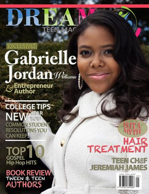 DREAM TEEN Magazine January-March Winter 2015
