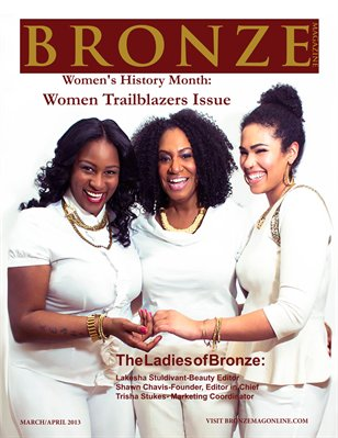 Women Trailblazers Issue