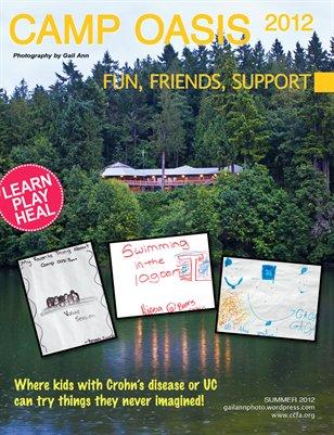 CCFA Camp Oasis 2012