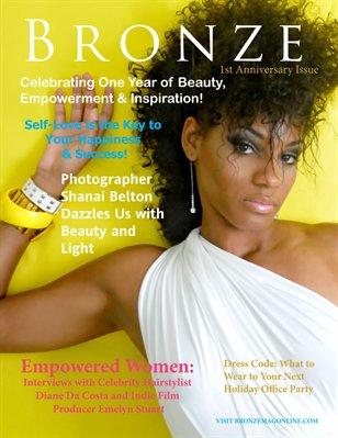 Bronze Magazine- 1st Anniversary Collector's Issue