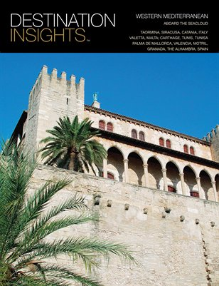 Destination Insights — The Western Med