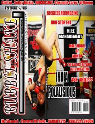 BUBBLESHAKE MAGAZINE ISSUE #19
