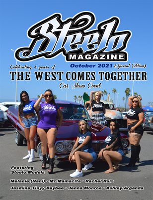 Steelo Magazine - October 2021 - The West Comes Together (Special Edition)