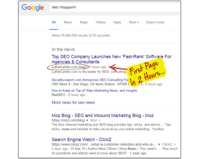 Effortless Google News Formula Review proof