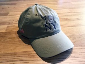 Mercedes Benz New York Hat