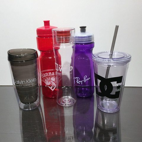 Assorted Promotional Drinkware