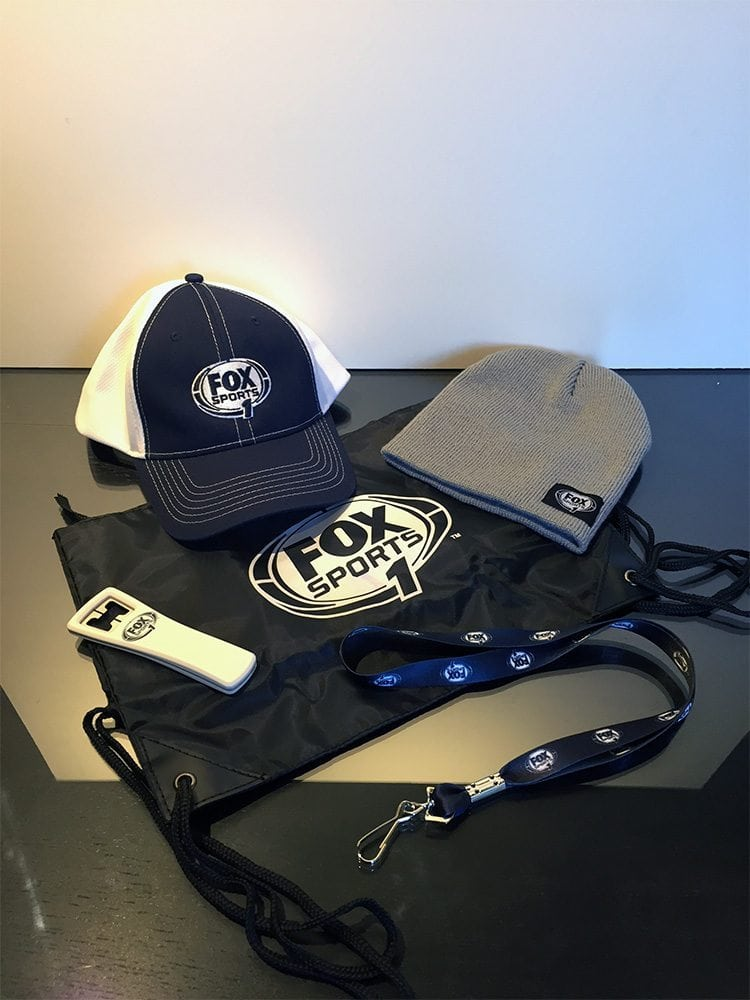 Fox Sports | Promo Items and Apparel