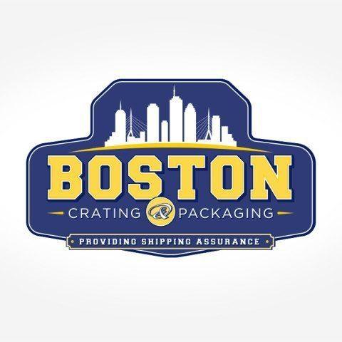 Boston Crating & Packaging Logo