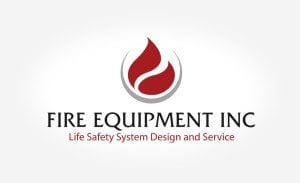 Fire Equipment | Logo Design Medford, MA | Boston, MA