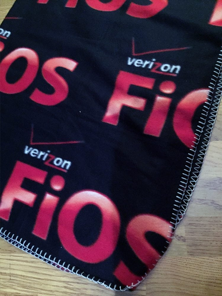 Verizon Fios Blanket