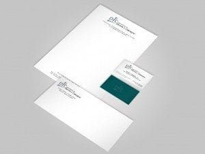 DJC Law Offices Branding Set