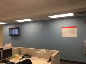 Verizon Call Center - Before