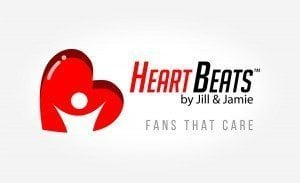 Heart Beats by Jill & Jamie Logo
