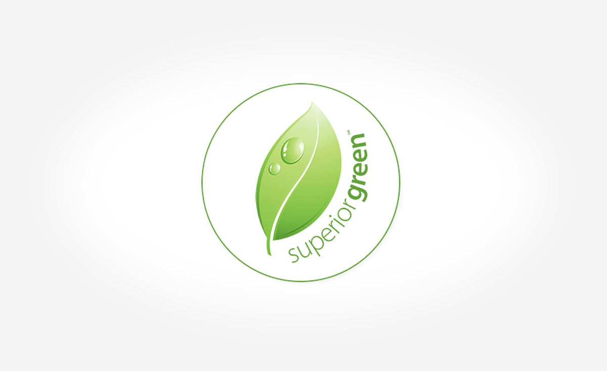 Superior Green Logo