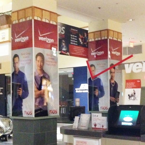 Verizon Albany | After | Large Format Digital Print