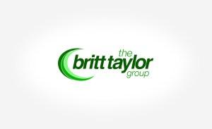 Britt Taylor Group Logo | Logo Design | Boston, MA | Medford, MA