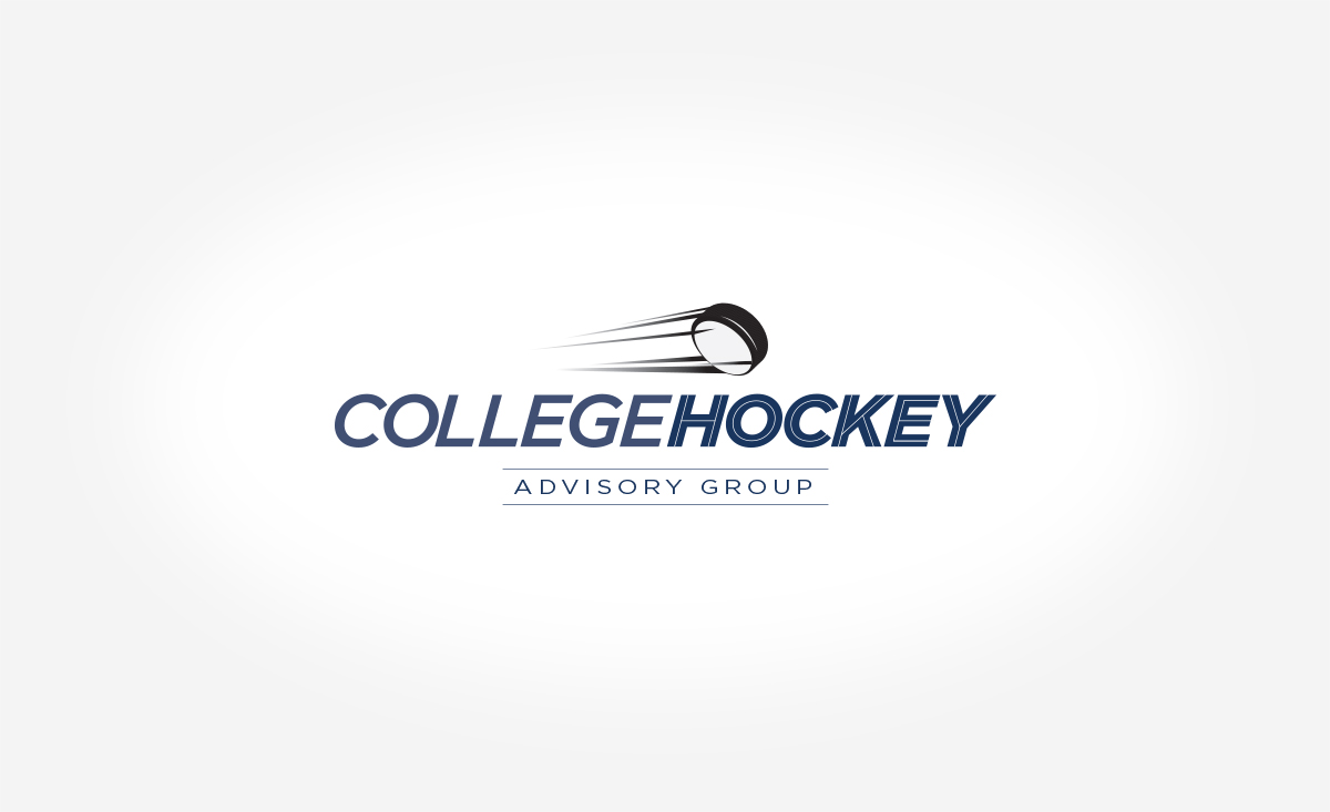 College Hockey Advisory Group Logo
