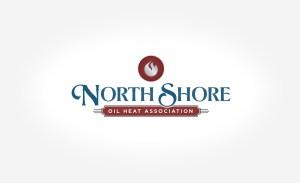 North Shore Oil Heat | Logo Design | Medford, MA | Boston, MA