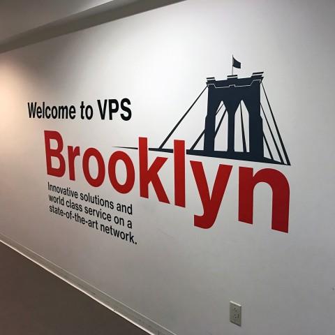 Brooklyn Wall Logo