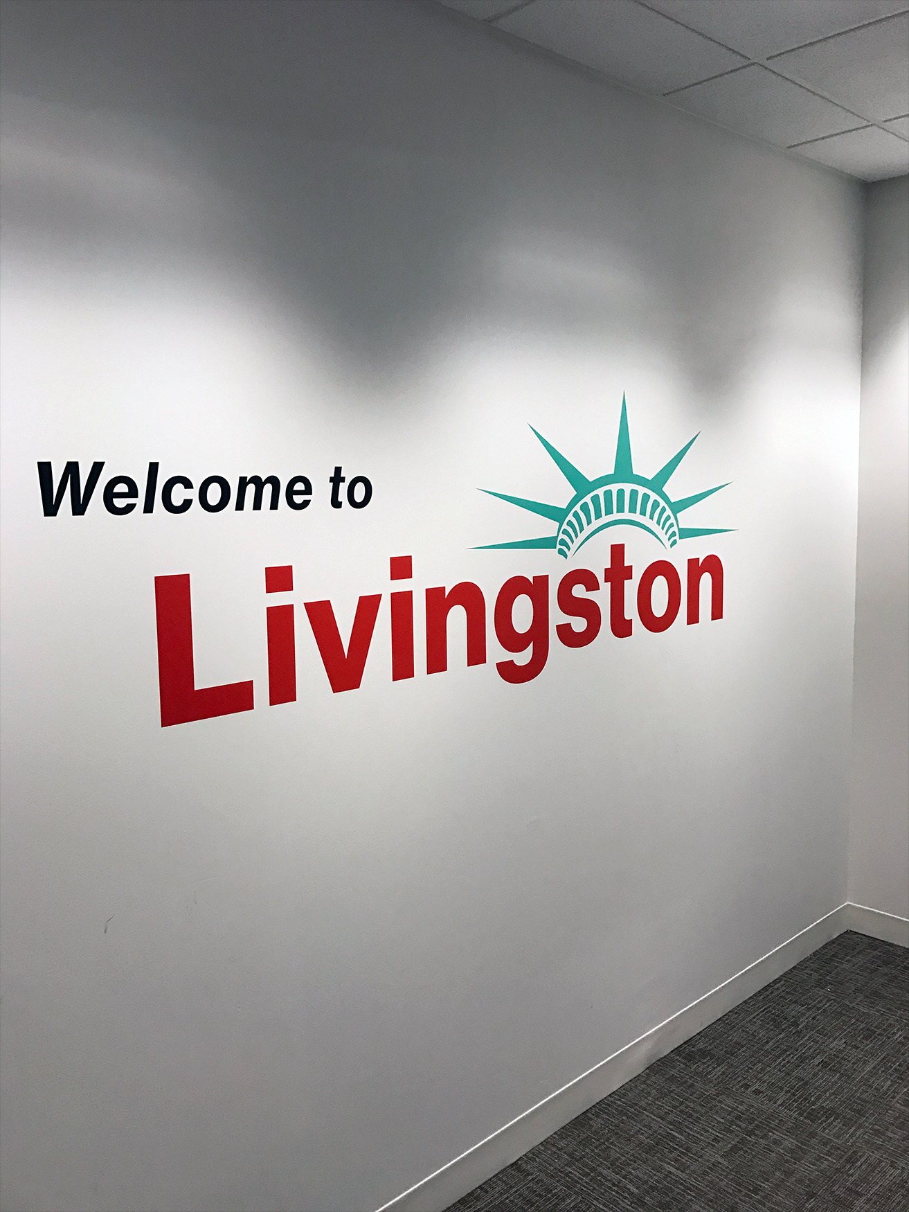 Welcome to Livingston | Large Format Digital Printing