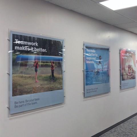Philadelphia 4x4 Acrylic Frames & Posters