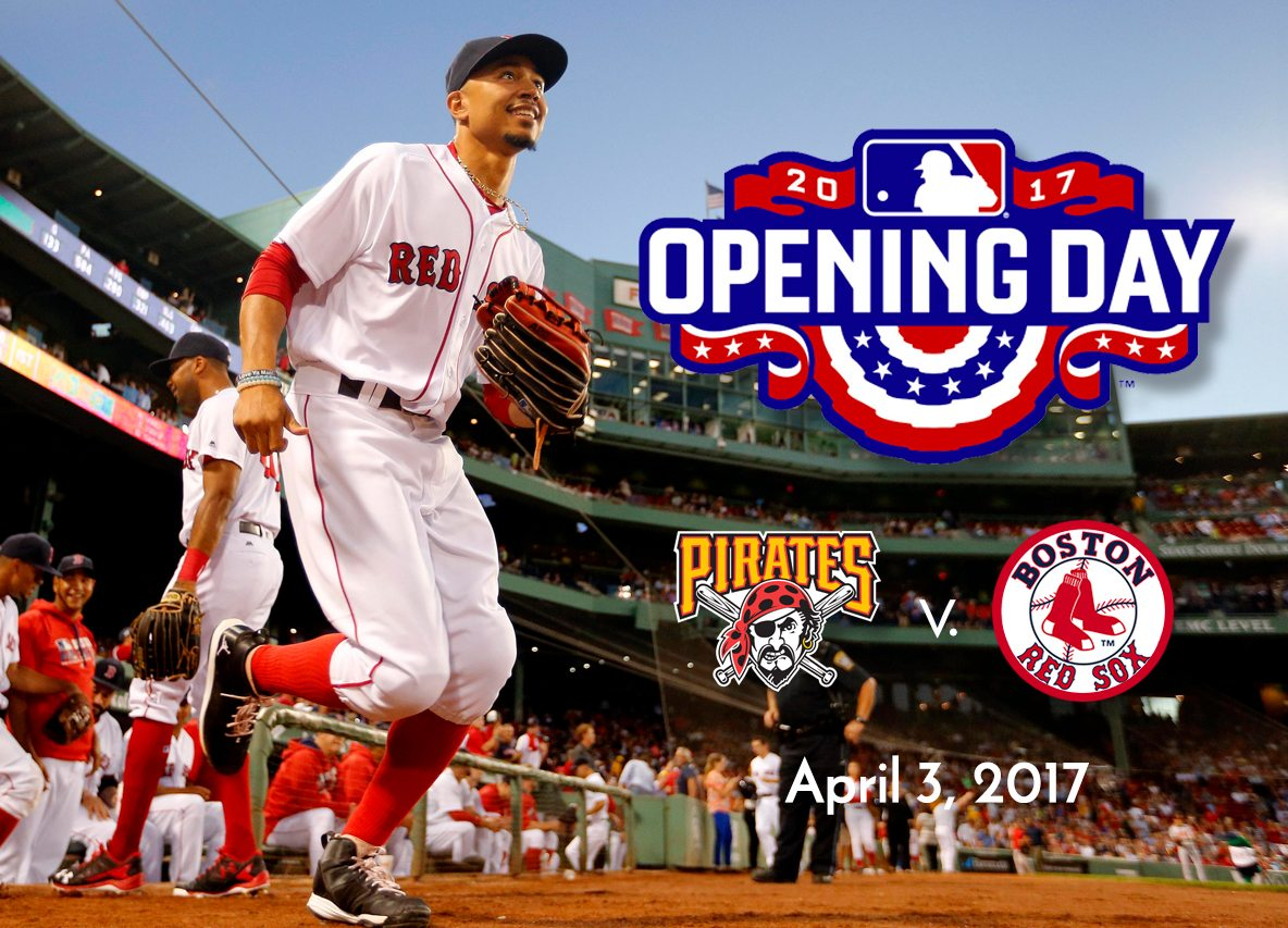 Boston Red Sox Opening Day 2017 | Superior Promotions