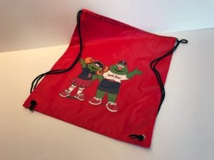 Wally Drawstring Bag | Boston Red Sox | Boston, MA
