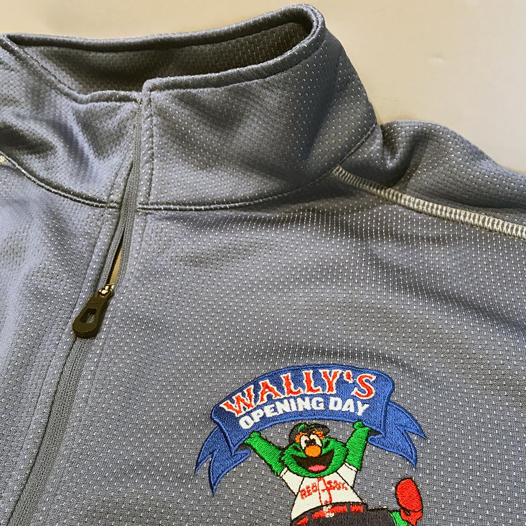 Wall Quarter Zip Pullover | Boston Red Sox | Boston, MA