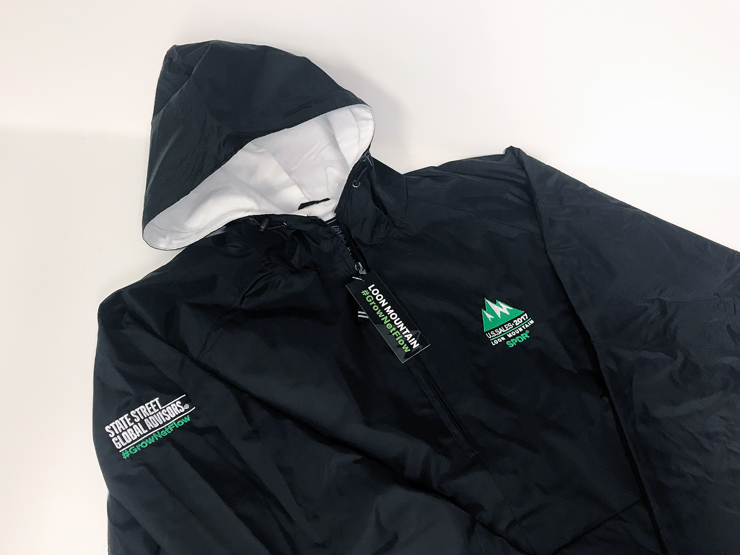 State Street Global US Sales Jacket