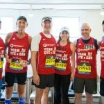 Mass Eye & Ear Marathon Team | Corporate Challenge Boston | Team Apparel