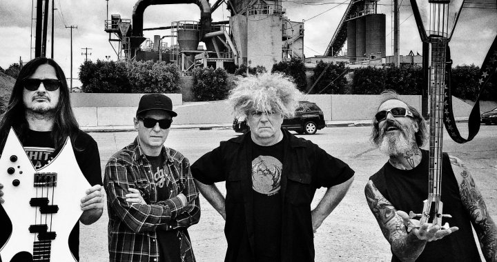 Melvins on the Road for Pinkus Abortion Technician