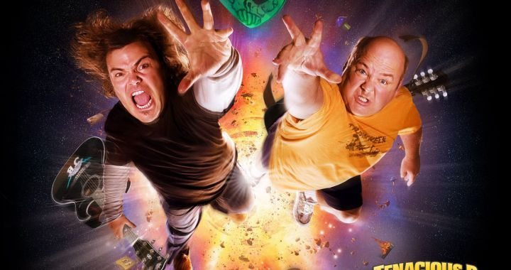 The Playback: Tenacious D in The Pick of Destiny