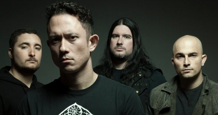Paolo Gregoletto of Trivium Tries To Make It To The Show On Time
