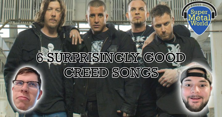 6 Surprisingly Good Creed Songs