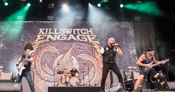 Killswitch Engage Was Better With Howard Jones