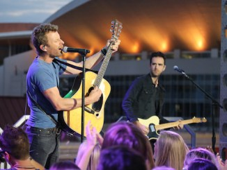 """<div>With """"emphasis on music and fun,"""" Dierks Bentley can't wait to hit the road with Parker McCollum & Riley Green</div>"""