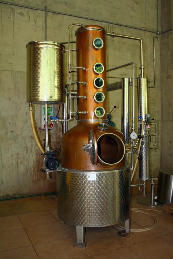 Home distillery kit