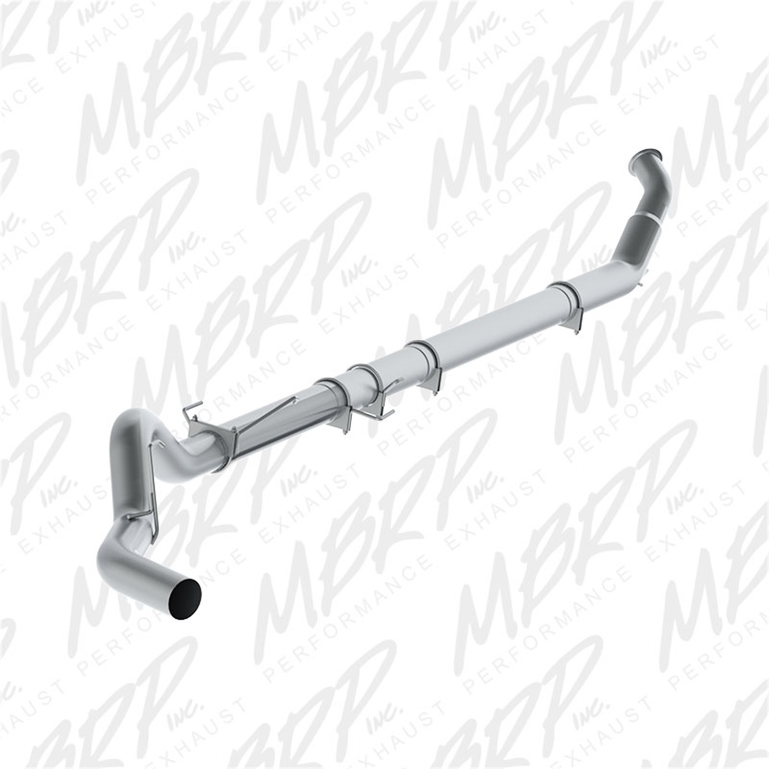 Mbrp Exhaust S Slm Slm Series Turbo Back Exhaust System