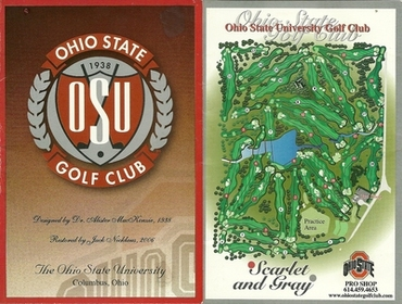 Brecksville Lady Bees Golf Ohio State University Gray Course Player s Guide