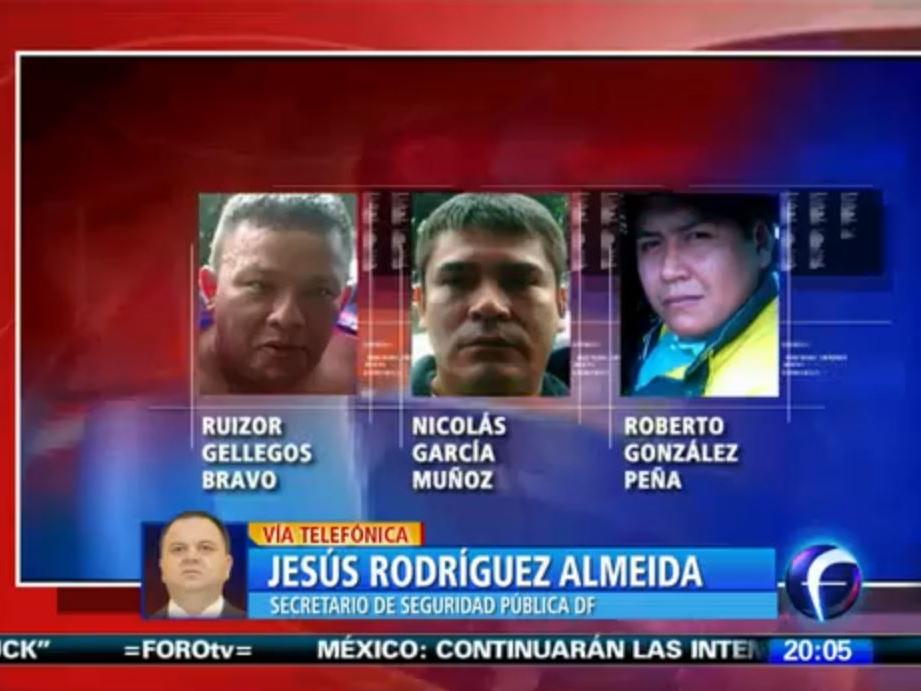 Investiga PGJDF balacera en Centro Histórico del DF