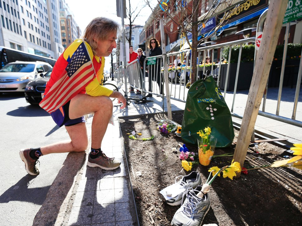 Comienza selección de jurado por atentados en el maratón de Boston