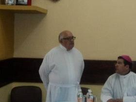 Papa Francisco nombra a López Plaza obispo de la diócesis de San Andrés Tuxtla