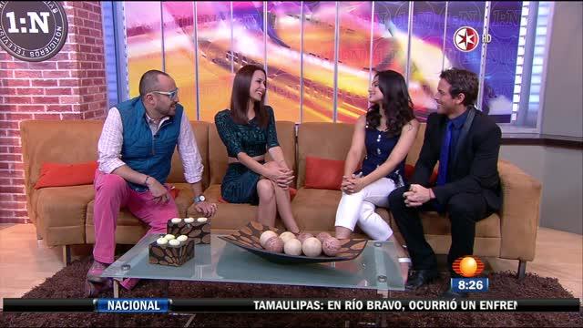 'Amor de Barrio', una telenovela muy tradicional