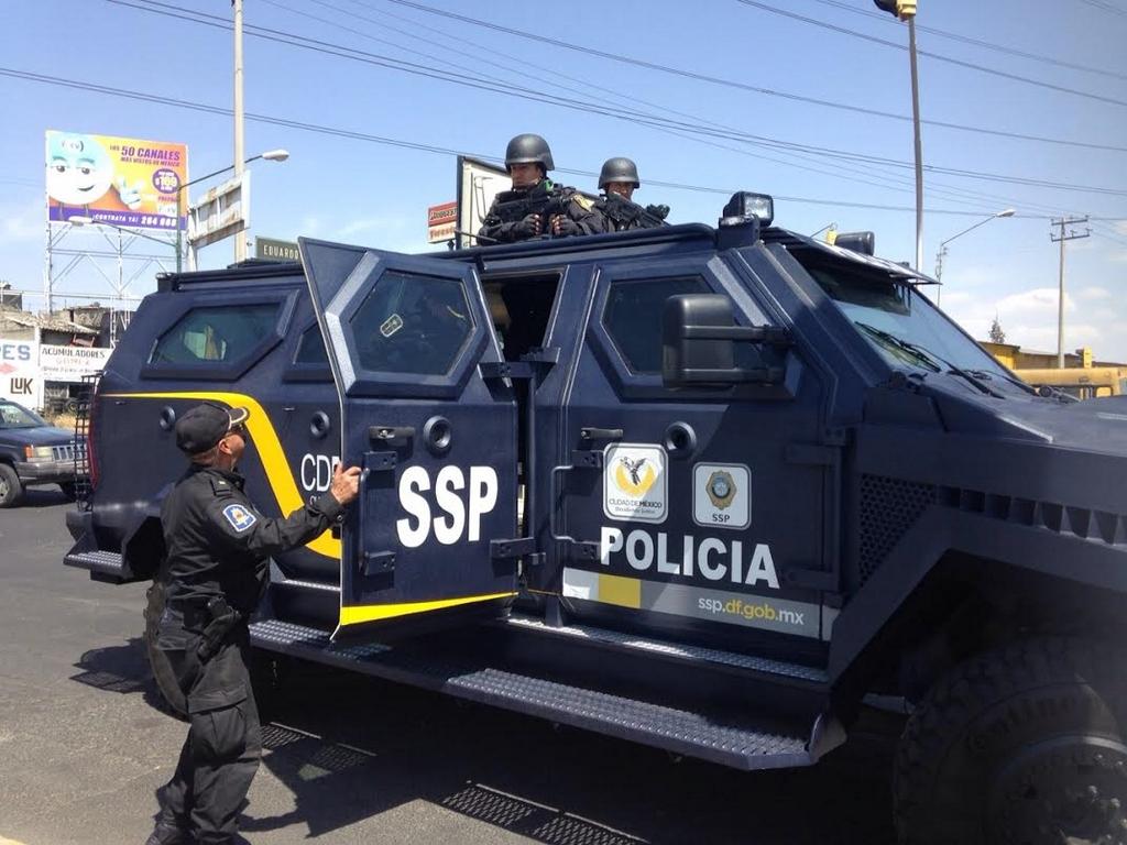 Aprehenden a 10 personas en Operativo Rastrillo en Tlatelolco