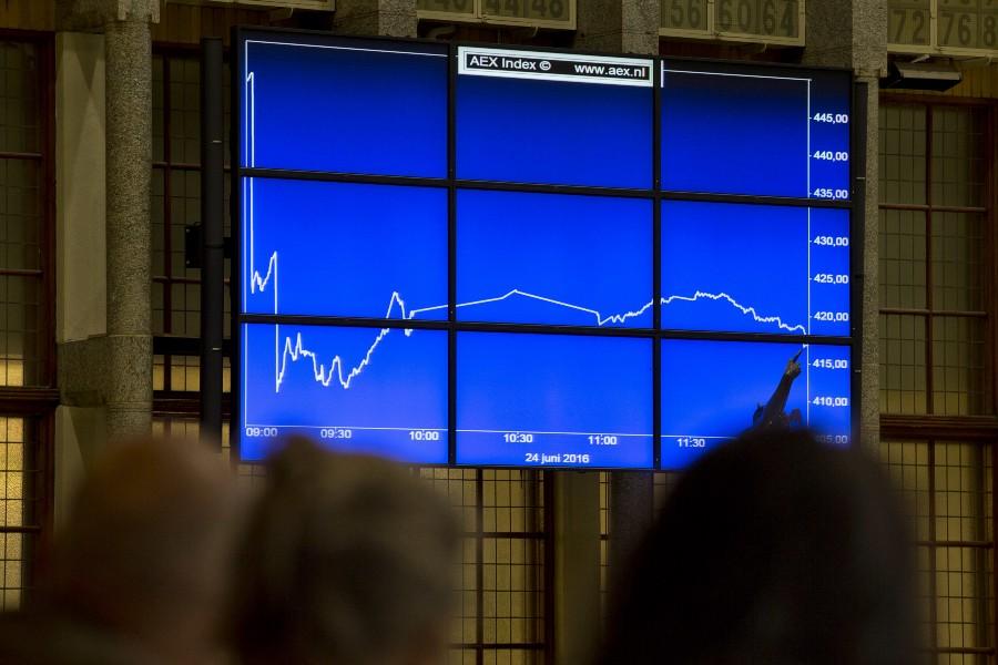 gráfica financiera